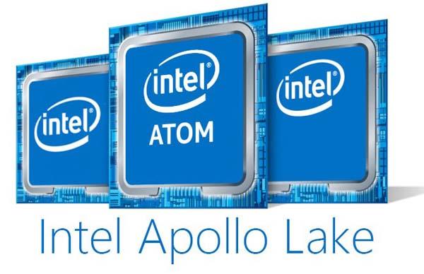 Intel – Apollo Lake